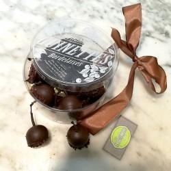 Boites de véritables guinettes de Bordeaux chocolaterie Landry